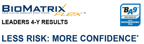 BioMatrix Flex, LEADERS 4-Year Results