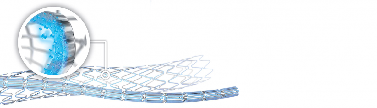 Drug-Coated Stent
